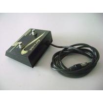 Pedal Meteoro Foot Switch P/ Guitarra