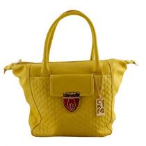 Bolsa Fellipe Krein Ref. Bo19196 - Cor Amarelo