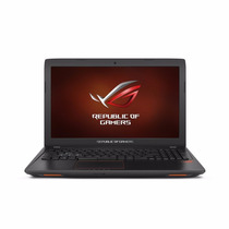 Notebook Asus Gamer Gl753 I7 32g 1tbssd+2t 1050 4g 17.3 Fhd
