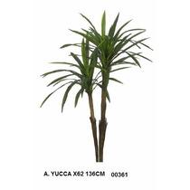 Planta Artificia Yucca X2 136cm 00361