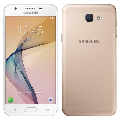 Smartphone Samsung Galaxy J7 Prime Duos Dourado 13mp 32gb