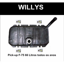 Tanque De Combustível Pick Up Ford / Willys F-75 (1960/1977)