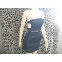 Vestido Jeans Planet Girls !! Várias Formas De Usar!!!