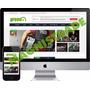 Portal De Notícias Script Site Php Wordpress Responsivo Admi