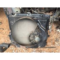 Defletor Do Radiador Nissan Frontier 2.8 Diesel