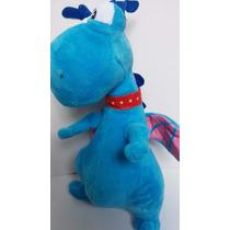 Boneco De Pelucia Dragao Felpudo Doutora Brinquedos Disney