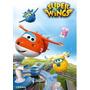 Box Super Wings Completo 52 Episódios - 3 Dvds Promoção