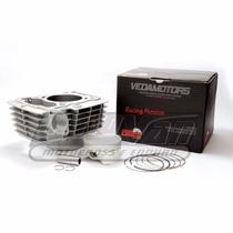 Kit Titan 150 / Nxr 150 Bros 190cc Vedamotors Completo