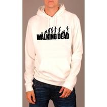 Blusa The Walking Dead Moletom Canguru !!