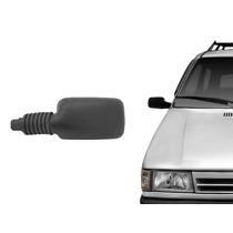 Retrovisor Uno Elx Mille 85/95 Prêmio Elba 85/88 Le Fixo