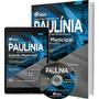 Apostila Concurso Guarda Municipal De Paulinia Sp