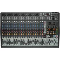 Mesa De Som Behringer Eurodesk Sx2442fx Mixer Analogico