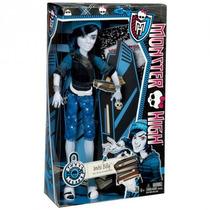 Boneca Monster Invisi Billy- Bjm56 - Mattel