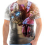 Camisa Camiseta Homem De Ferro Iron Man Heroi Filme Tony 16