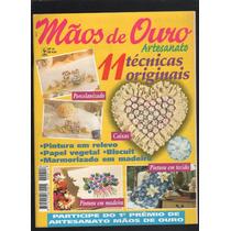 Revista Mãos De Ouro Artesanato Nº 14 - F5