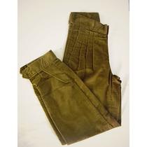 36- Bombacha Gaucho Masculina Em Veludo (calça)