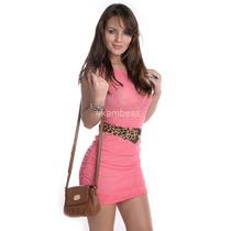 Vestido De Renda - Kam Bess - 021770