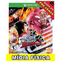 One Piece: Burning Blood - Xbox One - Midia Fisica - Lacrado
