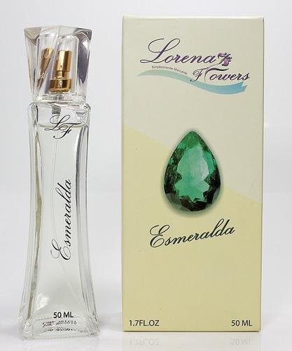 Esmeralda Perfume 50 Ml Um Perfume Moderno