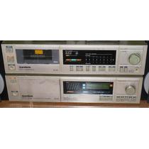 Receiver Gradiente Ds20 + Stereo Cassette Gradiente Ds20