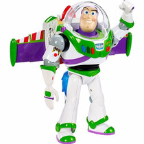 Boneco Toy Story Buzz Lightyer Turbo Jato Cfm66 Mattel