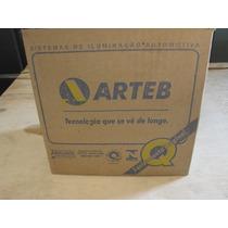 Lanterna Dianteira Cor Ambar Ld.esquerdo P/ Escort 93/ Arteb