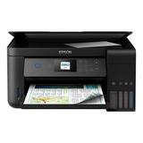 Impressora Multifuncional Epson L4160 Com Wi-fi 110v/220v (bivolt)
