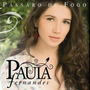 Cd Paula Fernandes - Pássaro De Fogo