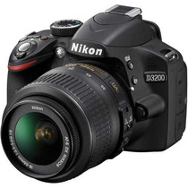 Câmera Nikon Coolpix D3200 + Af-s Dx 18-55m F/3.5-5.6g Vr 2