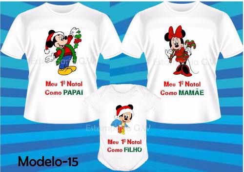 e705d0da3 Kit Camisetas Tal Mãe Tal Pai Tal Filha(o) Natal Em Familia à venda ...