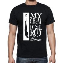 Camiseta My Chemical Romance - Bullets