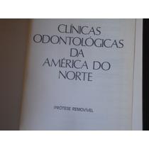 Livro Simpósio Prótese Removivel Edição 1985 Capa Dura