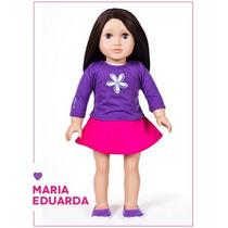 Boneca Maria Eduarda