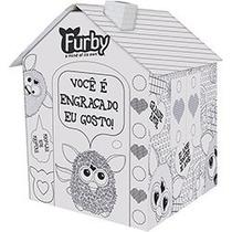Furby - Casa Para Pintar Sortido By Kids