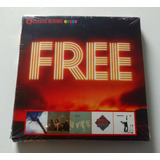 Cd Free Classic Albums Fire And Water Cream Budgie Ufo Lizzy