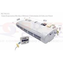 Caixa Evaporadora Ar Condicionado Mini Bus 24v 4 Velocidades