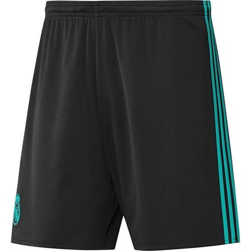 Calção Do Real Madrid Cinza Rosa Jogador Shorts adidas Branc - R  69 ... 3d11362a5409d