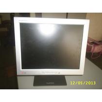 Monitor Lcd 15´´ Lg Flatron L 1511 , Garantia 120 Dias