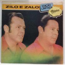 Lp Zilo E Zalo - Violeiro - Edição Limitada - 1978 - Phonodi