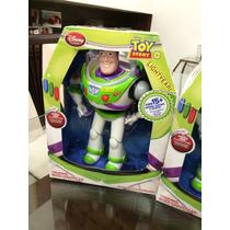 Boneco Buzz Lightyear Toy Story Disney Store Original