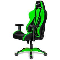 Cadeira Gamer Akracing Premium Plus Green - Ak-pplus-gn