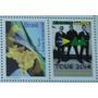 Depeche Mode - Selo Postal - Tour 2014 - Edição Especial...