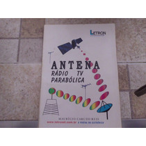 Livro Antena Rádio Tv Parabólica