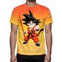 Camisa, Camiseta Anime Dragon Ball Z - Son Goten