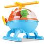 Helicóptero Baby Romacóptero - Colorido - Roma Brinquedos
