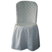 Capa Para Cadeira Matelada Buffet Decoração Kit 50 Peças