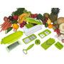 Cortador Legumes Frutas Super Chef Porta Temperos