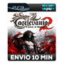 Castlevania: Lords Of Shadow 2- Psn Ps3 - Envio Imediato