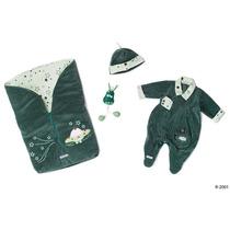 Saída Maternidade Plush Nave Espacial Reve Dor - Rn