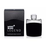 Perfume Mont Blanc Legend 100ml - Original Lacrado Masculino